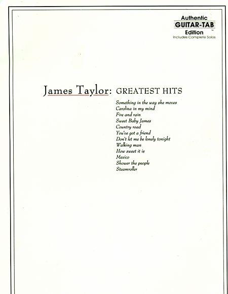 James Taylor | Chitarra Lampo