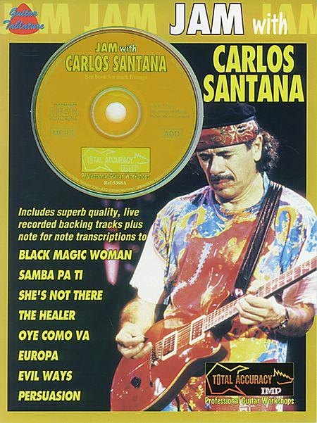 santana samba pa ti tab pdf