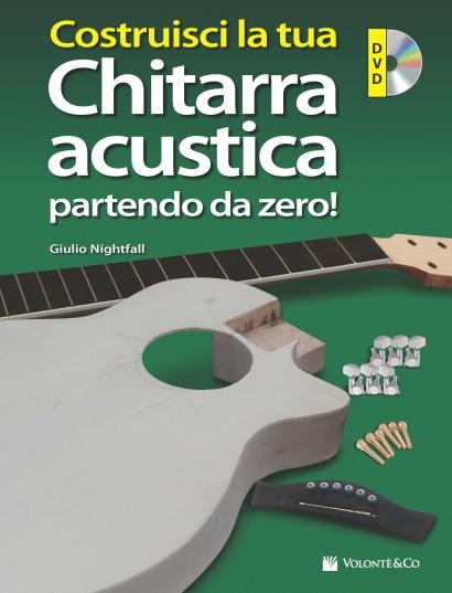 costruisci la tua chitarra acustica partendo da zero