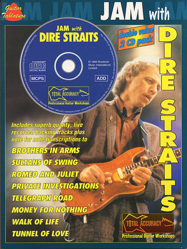 DIRE STRAITS JAM WITH MARK KNOPFLER TOTAL ACCURACY sultans of swing ...