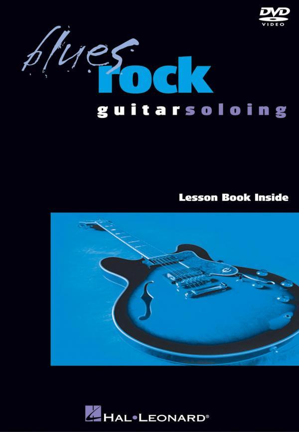 Blues Rock Guitar Soloing Mat Gurman Tablature Dvd Carlos