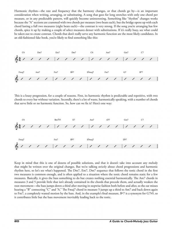 A GUIDE TO CHORD-MELODY JAZZ GUITAR-Toby Wine-CD TABLATURE LIBRO ...