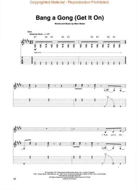 EASY ROCK SONGS Guitar Play-Along Volume 82-CD TABLATURE
