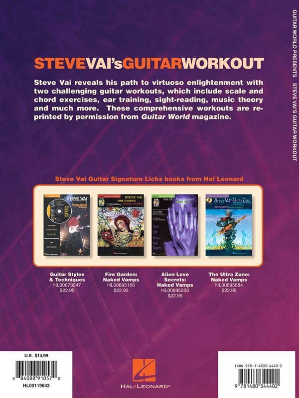steve vai guitar workout book pdf