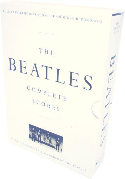 Beatles Complete Scores Pdf